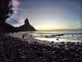 Anoitecer Praia da Conceição - Fernando de Noronha.TIF
