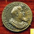 Anonimo, medaglia di pedro alvarez, vicerè di napoli dal 1532.JPG