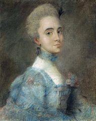 Portret Franciszki Krasińskiej