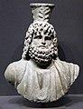 Antinoé (forse), busto di serapide, 175-200 dc ca..JPG