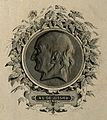 Antoine Laurent de Jussieu. Line engraving by A. Féart after Wellcome V0003162.jpg