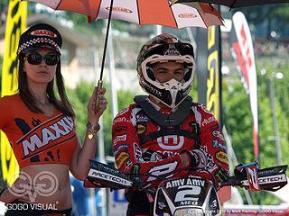 Antoine Méo motorcycle racer