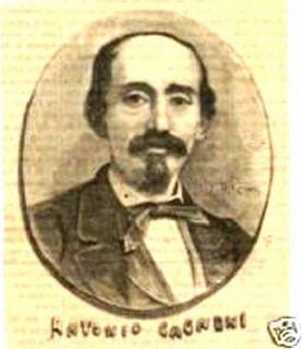 Antonio Cagnoni Italian composer