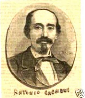 Antonio Cagnoni - Antonio Cagnoni c. 1870s