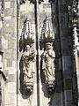 Antoniuskapel 4 heiligenbeelden 1917.JPG