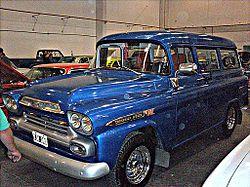 Chevrolet Suburban - Wikipedia, la enciclopedia libre