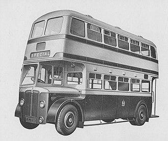 Guy Motors - The Arab Mark IV, Guy's most successful bus design