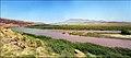 Aras River, Iran ^ Azerbaijan border رود ارس - panoramio.jpg