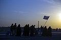 Arba'een Pilgrimage In mehran City, Iran, Shia Muslim 07.jpg