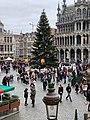 Arbre de noël 2019 sur la Grand-Place (Bruxelles) - 1.jpg