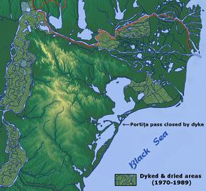 Delta Dunării - Wikipedia