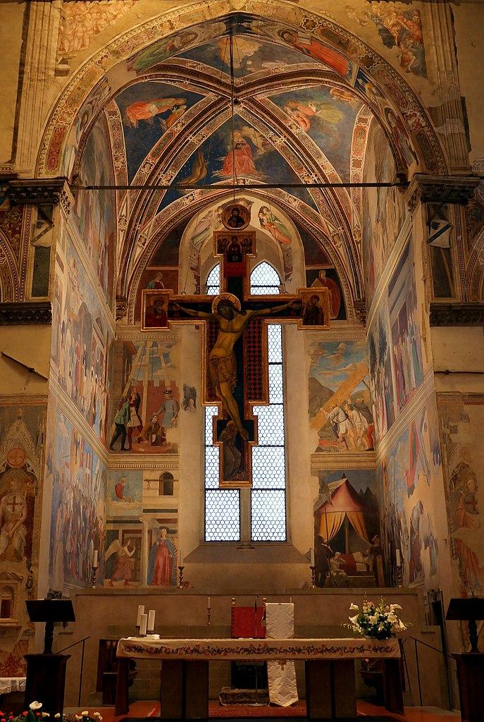 File:Arezzo - s. francesco, storie della vera croce.jpg ...