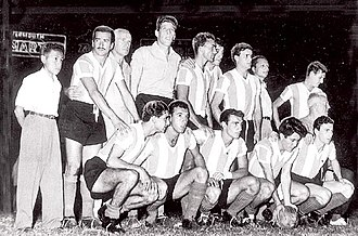 Copa América - The Carasucias or dirty faces, a name that was known for Argentina who won the 1957 South American Championship held in Peru.