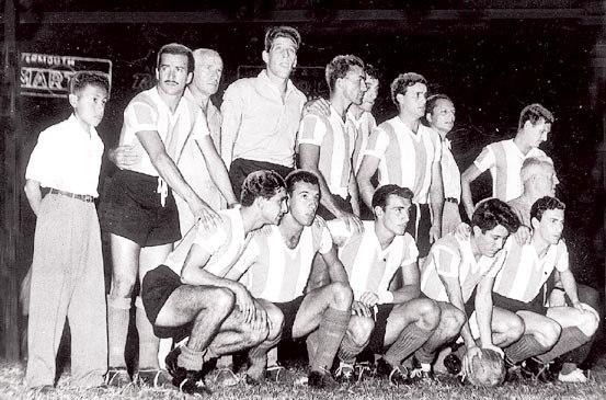 Argentina Copa América 1957