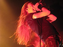 Ari Koivunen at Klubi 2009.jpg