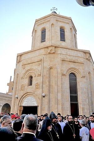 Deir ez-Zor Camps - Image: Armenian Genocide Memorial in Der Zor, Syria