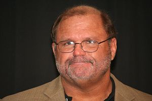 NWA World Tag Team Championship - Arn Anderson, along with Paul Roma, the last WCW sanctioned champions.