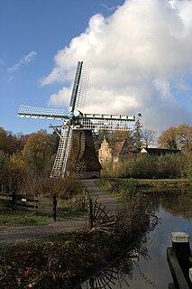 Arnhem smock mill (1960)
