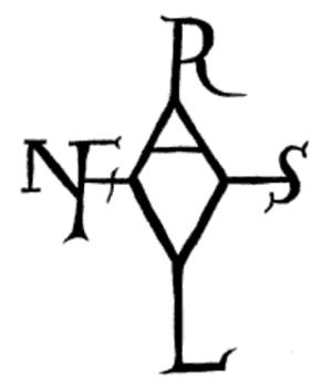 Arnulf of Carinthia - Image: Arnulf signum 890