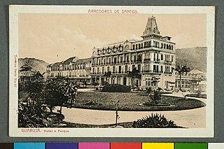 Arredores de Santos. Guarujá. Hotel e Parque