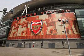 Стадион арсенал лондон адрес