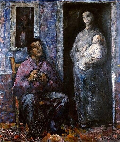 File:Artgate Fondazione Cariplo - Consadori Silvio, Famiglia buranella.jpg