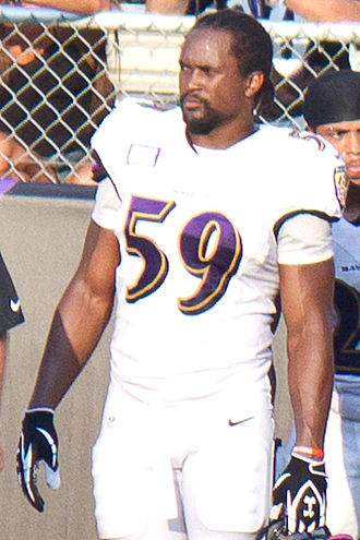 Arthur Brown (American football) - Brown with the Baltimore Ravens in 2013