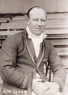 Arthur Carr (cricketer) cricketer