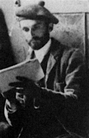 Arthur Wesley Dow - Portrait of Arthur Wesley Dow, circa 1890