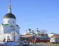 Arzamas. Near Vladimirskaya Church.jpg