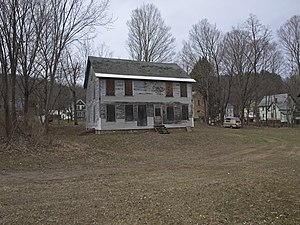 National Register of Historic Places listings in Windsor County, Vermont