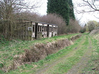 Ashdon Halt railway station