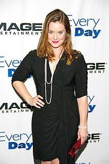 Ashley Williams (actress) American actress