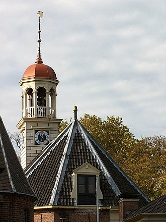 Marienkamp Abbey - Abbey church