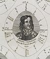 Astrological birth chart for Oliver Cromwell Wellcome L0040331.jpg