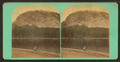 At the lake, from Robert N. Dennis collection of stereoscopic views.png