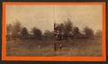 At the speaker's stand after Decoration day at the cemetery in Kirkwood, from Robert N. Dennis collection of stereoscopic views.png