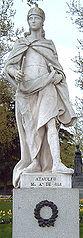 Statue of Ataúlfo