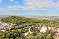 Athen, Akropolis, Philopapposhügel, Odeon des Herodes Atticus 2015-09.jpg