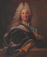 Portrait of Antoine Bernard Bouhier