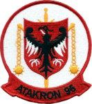 Attack Squadron 96 (United States Navy) insignia 1957.png