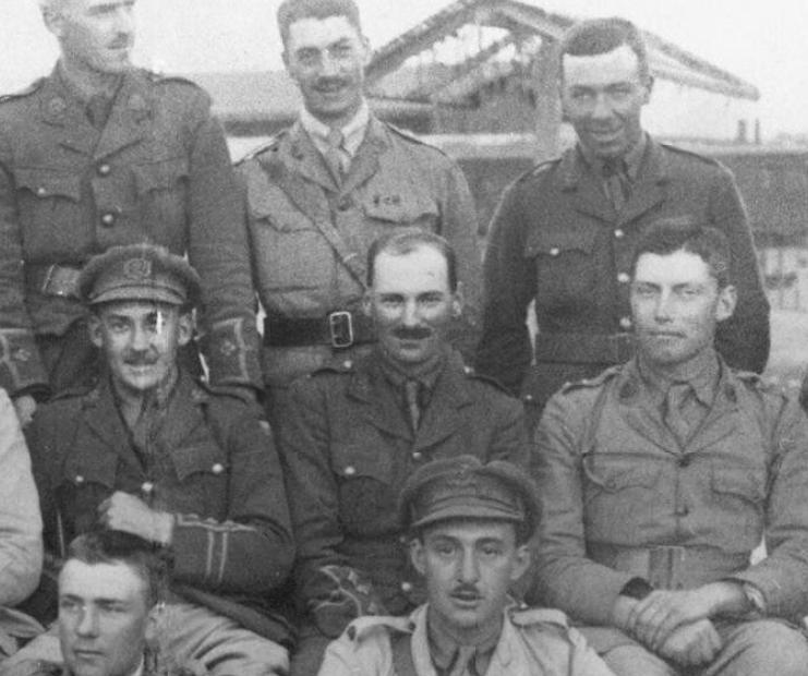 Attlee, 1916 IWM (crop)