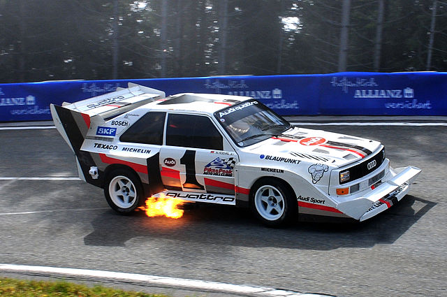 Audi Sport quattro S1 E2 Pikes Peak