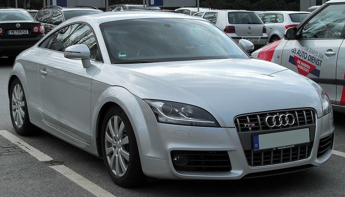 Audi tt coupe quattro 2016 13