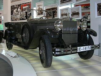 Audi Type R - Image: Audi Typ R