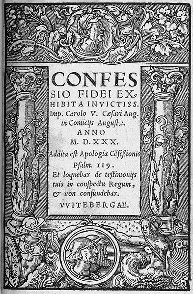 Augsburger Konfession