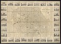 Auguste Logerot, Nouveau plan itinéraire de la ville de Paris, 1841 - e-rara.jpg