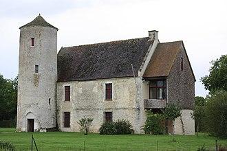 Aunou-le-Faucon - The English Tower in Aunou-le-Faucon