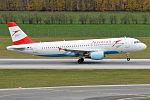 Austrian Airlines, OE-LBM, Airbus A320-214 (22426190213).jpg