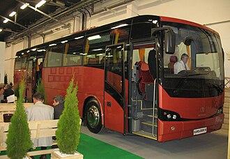 Autosan -  Autosan Eurolider 12 - intercity coach